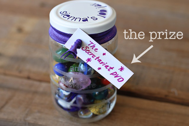The Good Job (The Reward) Jar via lilblueboo.com