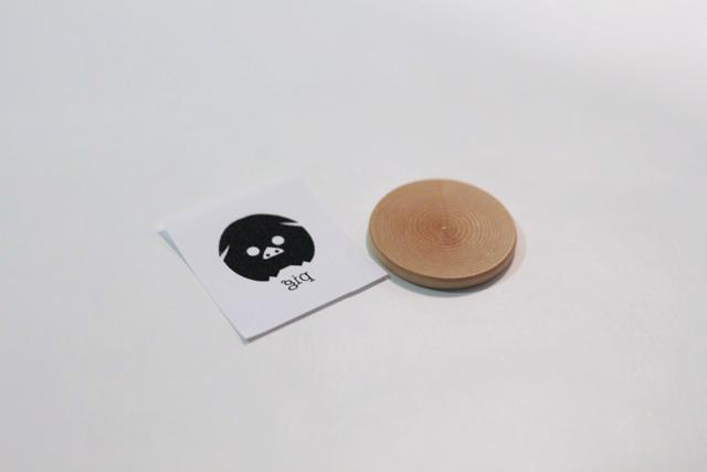 Wood Memory Matching Game (step 1) via lilblueboo.com
