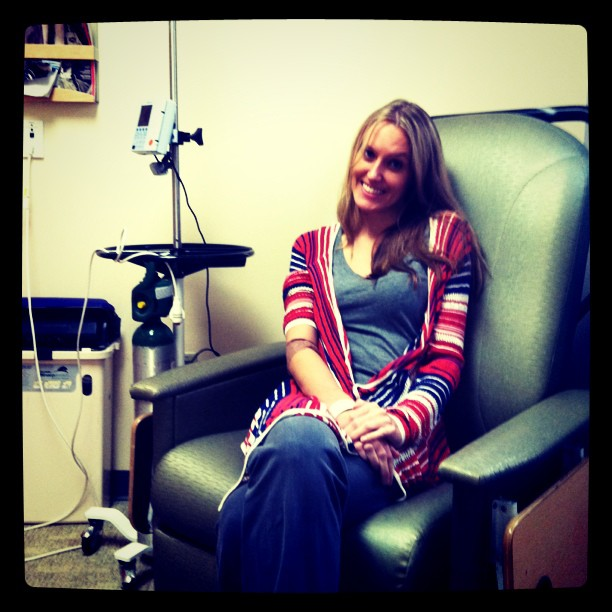 Chemotherapy at Lucy Curci