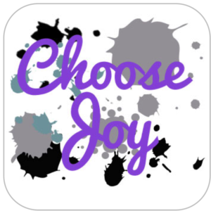 Today I Choose Joy via lilblueboo.com #choosejoy