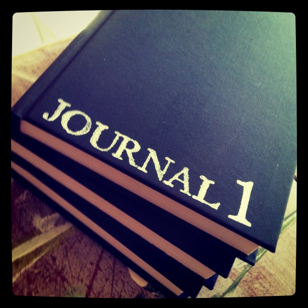 The Lil Journal Project - Travel Journals