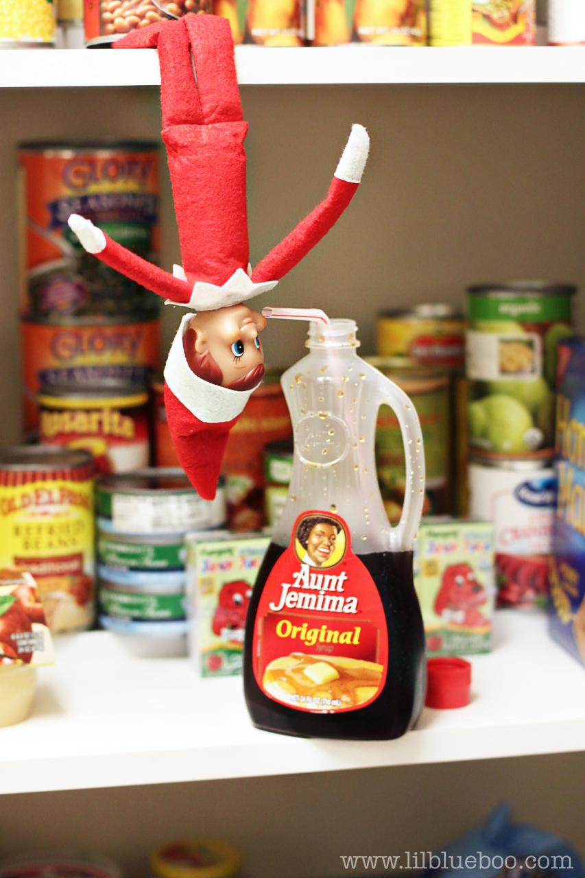 naughty elf on the shelf Archives - Ashley Hackshaw / Lil ...