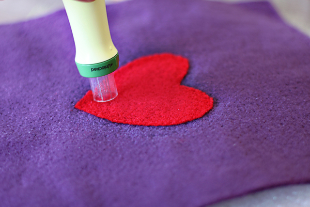 Needle Felting Embellishments and Applique