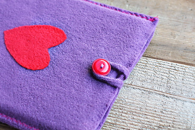 diy ipad case tutorial