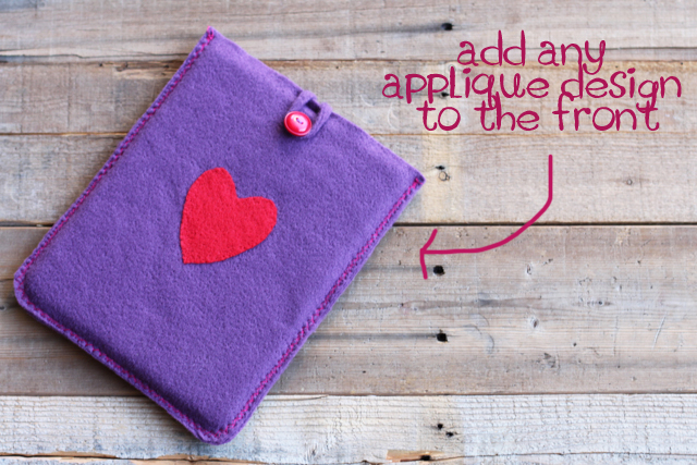 How to make an iPad cover