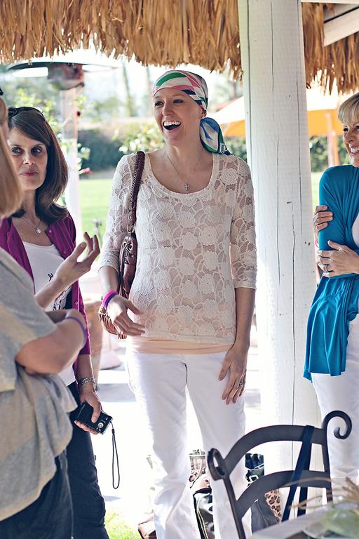 Comfort Shower Arrival via lilblueboo.com
