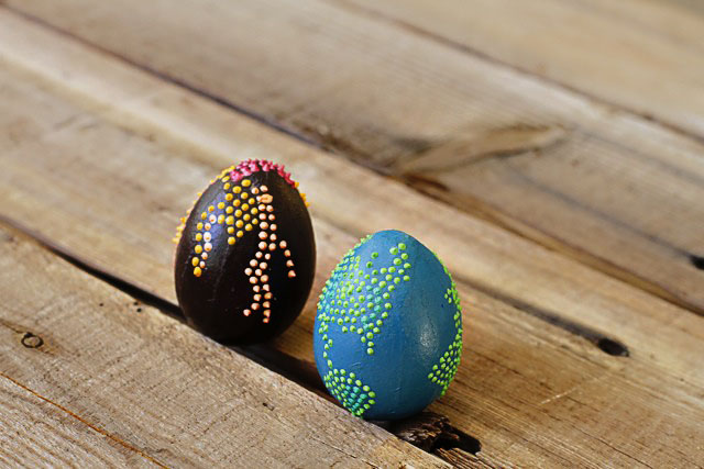 Alternative Easter Eggs step 10 (A Tutorial) via lilblueboo.com