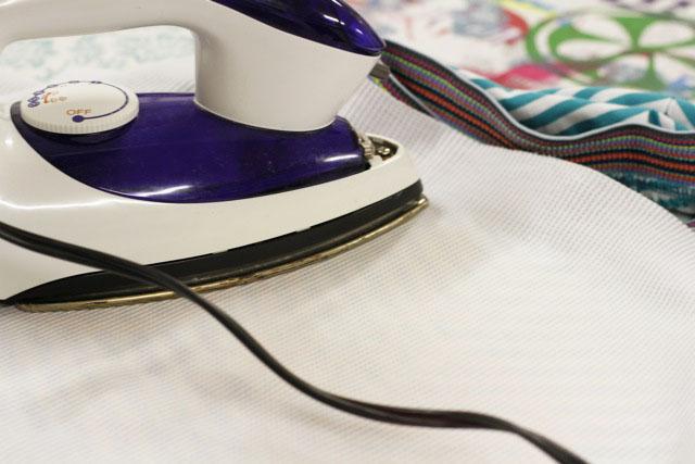 Easy Heat Transfer Applique step 6 (A Tutorial) via lilblueboo.com
