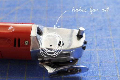 The 411 on Industrial Fabric Cutters 7 via lilblueboo.com