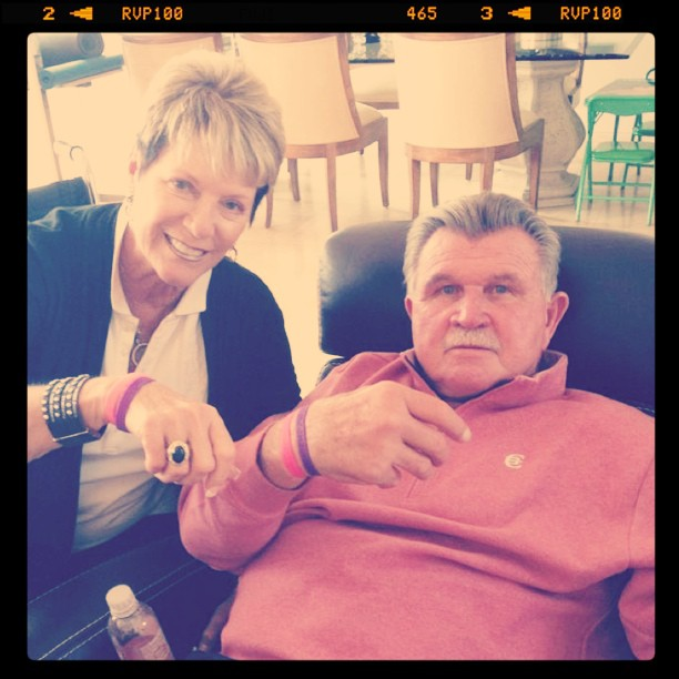 Today I Choose Joy: Coach Ditka Choosing Joy via lilblueboo.com #choosejoy