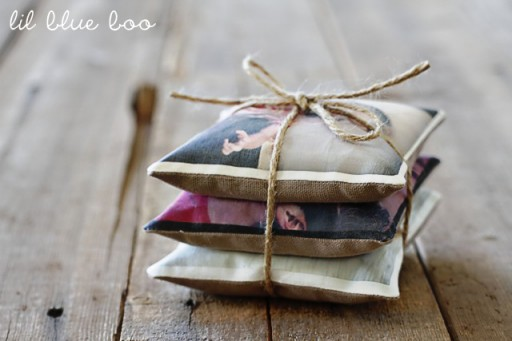 Instagram Sachets and Beanbags DIY Tutorial 11 via lilblueboo.com