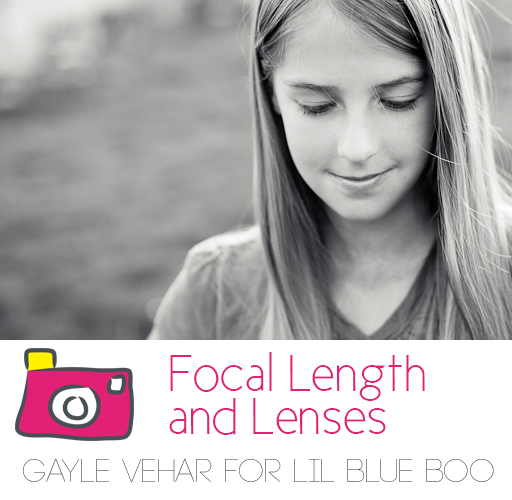 All About Photography Focal Length and Lenses from @Gayle Vehar via lilblueboo.com