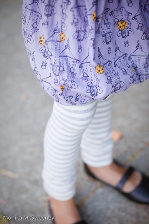 The Reversible Bubble Skirt PDF Pattern via lilblueboo.com