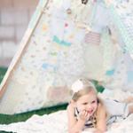 Patchwork Tent