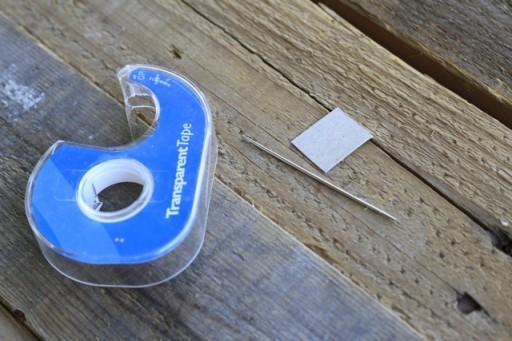 Supplies for pinhole / holga camera via lilblueboo.com