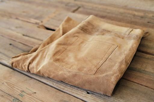 Original Suede Pants via lilblueboo.com