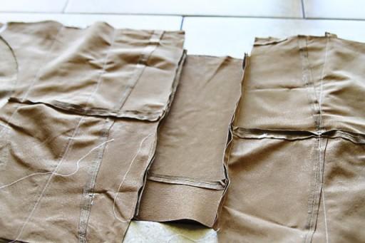 DIY Fringe Bag Tutorial (step 6) via lilblueboo.com