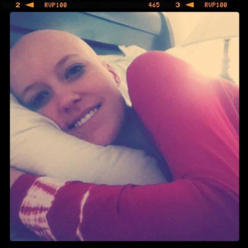 The Cancer Chronicles (Hair during Chemo) via lilblueboo.com