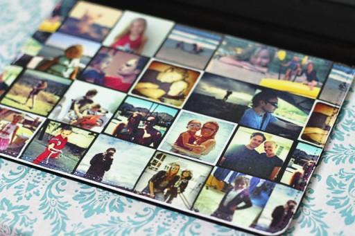How to Make a DIY Instagram iPad Cover (step 6) via lilblueboo.com