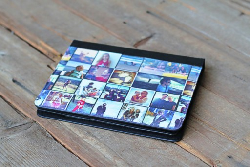 How to Make a DIY Instagram iPad Cover (finished) via lilblueboo.com