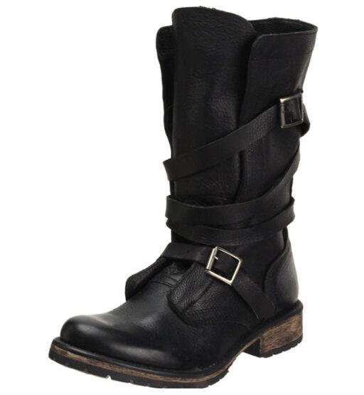 Steve Madden Bandit Boots via lilblueboo.com