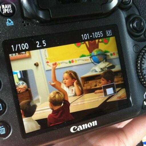 First Day of Kindergarten via lilblueboo.com