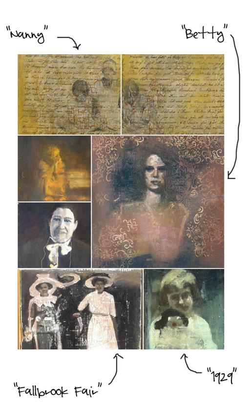 Orphaned Photos via lilblueboo.com