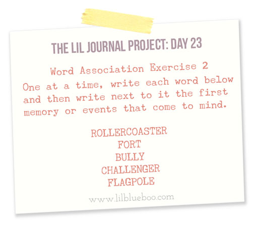 The Lil Journal Project Day 23 #theliljournalproject