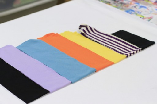 How to make strip work dress for upcycle via lilblueboo.com