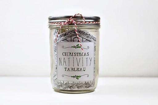 Christmas Handmade Gift Idea via lilblueboo.com