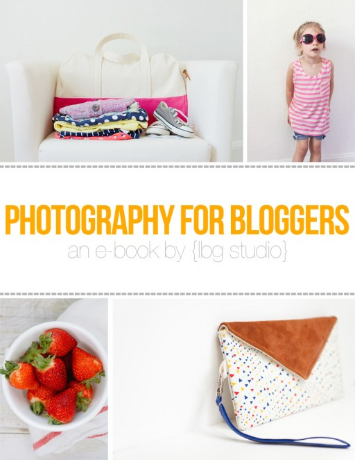 Photography tips and tricks for bloggers and shop owners! Take better photos of your creations, products, recipes and more! via lilblueboo.com