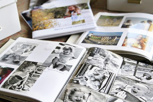 Tips for making photo albums via lilblueboo.com