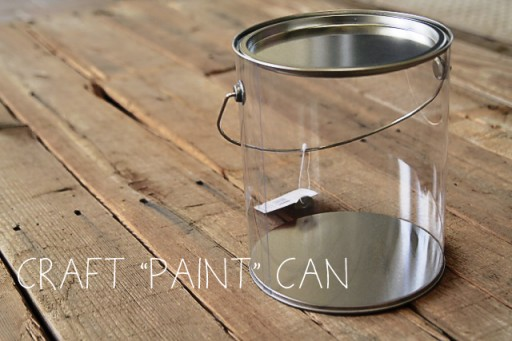 Where to buy clear paint can via lilblueboo.com