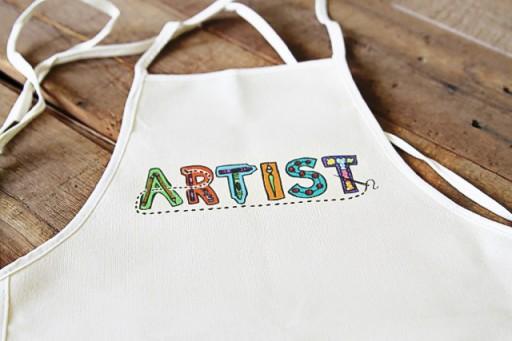 T-shirt transfer paper from Dharma Trading (free artwork by Stephanie Corfee) via lilblueboo.com