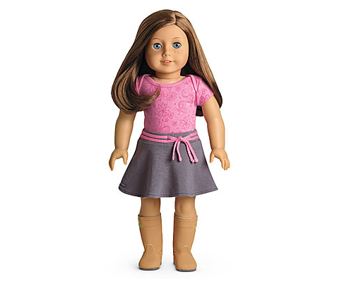 American Girl Doll PF-1221 via lilblueboo.com