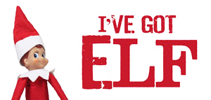 I've Got Elf (The Great Elf on the Shelf Link Up) via lilblueboo.com #elfontheshelf #gotelf