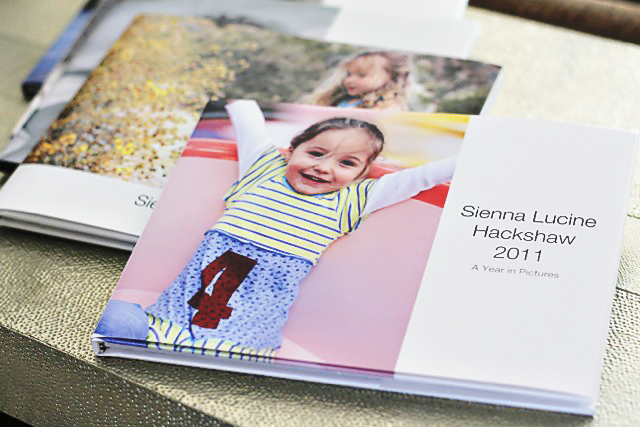 one year photo book ideas - Yearly Book Ideas