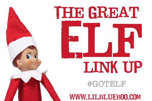The Great Elf Link Up via lilblueboo.com