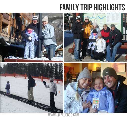 Documenting Family Trips in Photo Books via lilblueboo.com