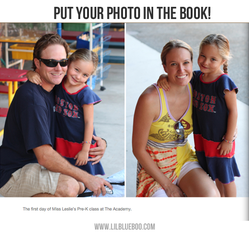 Photo Book Ideas: YOUR PHOTOS!!! via lilblueboo.com