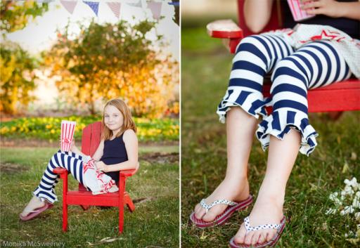 Asymmetrical Leggings Sewing Pattern via lilblueboo.com