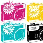 Camera Art Graphic