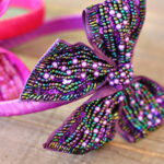 Ribbon Wrapped Headbands