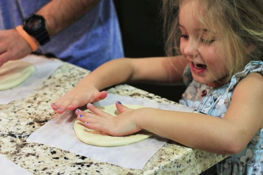Tips for pizza dough via lilblueboo.com