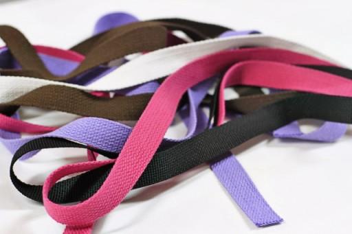 DIY webbing belts via lilblueboo.com