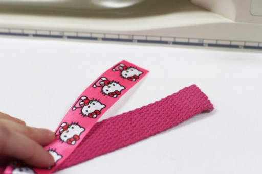 Ribbon Belt Tutorial via lilblueboo.com