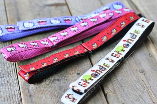 How to make a ribbon belt via lilblueboo.com