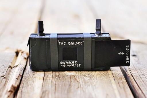 how to use the shutter on the pinhole camera via lilblueboo.com