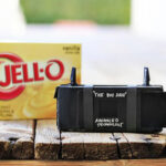 Jello Box Pinhole Camera