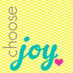Choose Joy Art